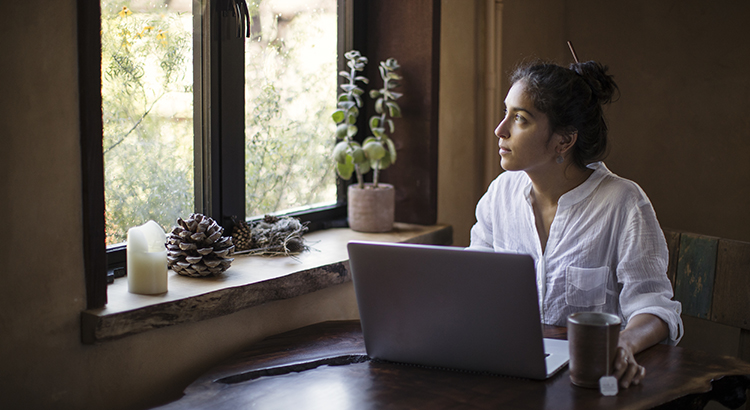 Why Working from Home May Spark Your Next Move | Keeping Current Matters