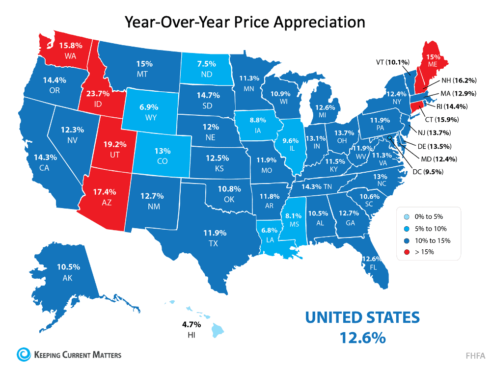 Home Price Appreciation Is as Simple as Supply and Demand   Keeping Current Matters